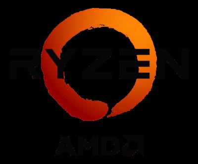 Amd Ryzen Logo png