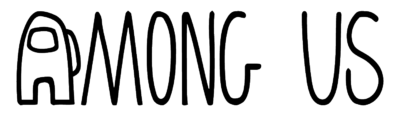 Among Us Logo png