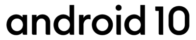 Android 10 Logo (Android Q) png