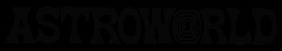 Astroworld Logo png