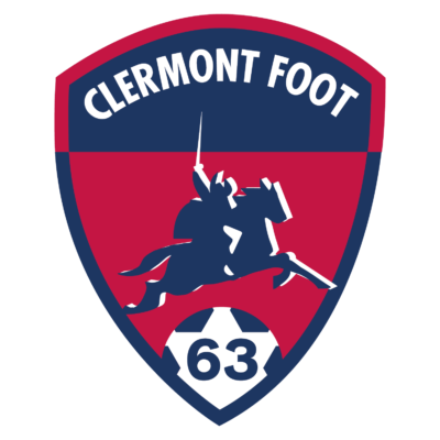 Clermont Foot Logo png