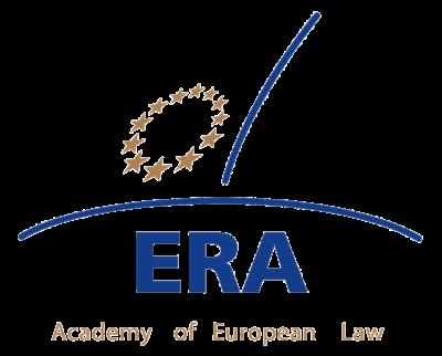 ERA   Academy of European Law Logo png
