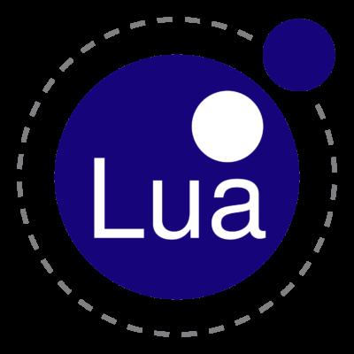 Lua Logo (programming language) png