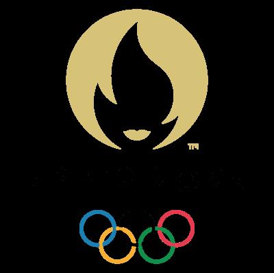 Paris 2024 Logo (Summer Olympics) png