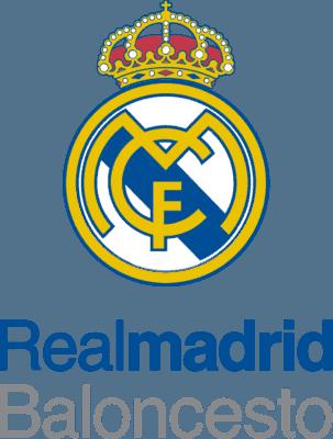 Real Madrid Basketball Logo png