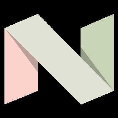 Android Nougat Logo png