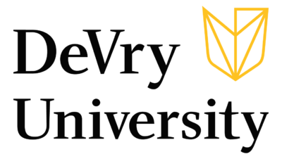 DeVry University Logo png