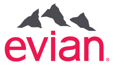 Evian Logo png