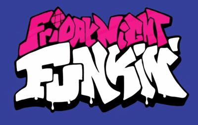 Friday Night Funkin Logo (FNF) png