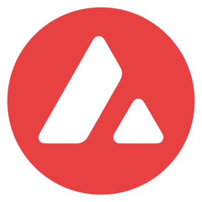 Avalanche Logo (AVAX) png