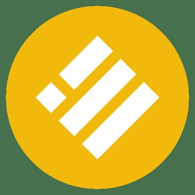 Binance USD Logo (BUSD) png