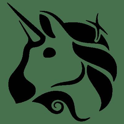 Uniswap Logo (UNI) png