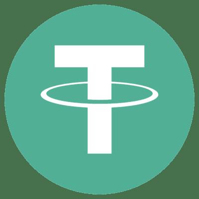 Tether Logo (USDT) png