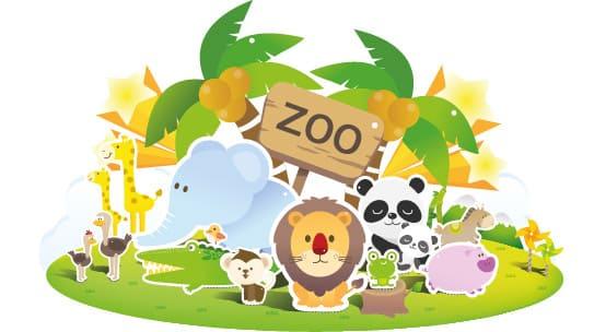 Zoo Vector Art png