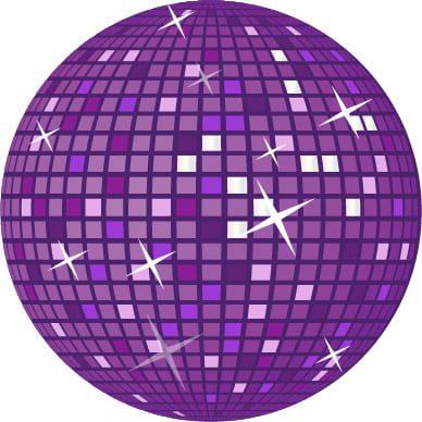 discoball vector